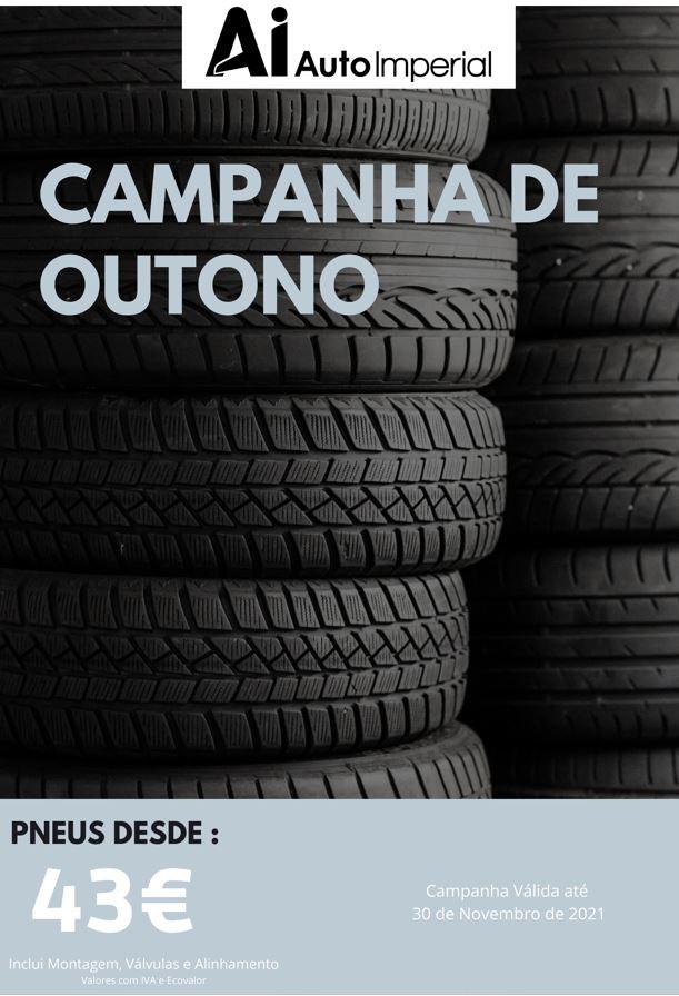 CAMPANHA DE OUTONO